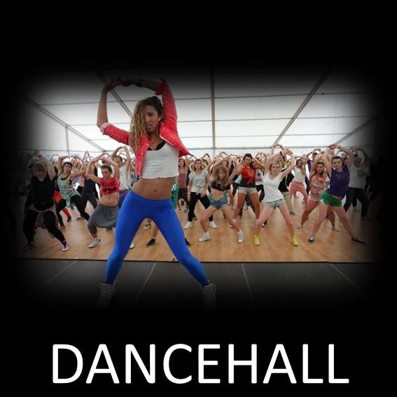 DANCEHALL DANSSTILAR