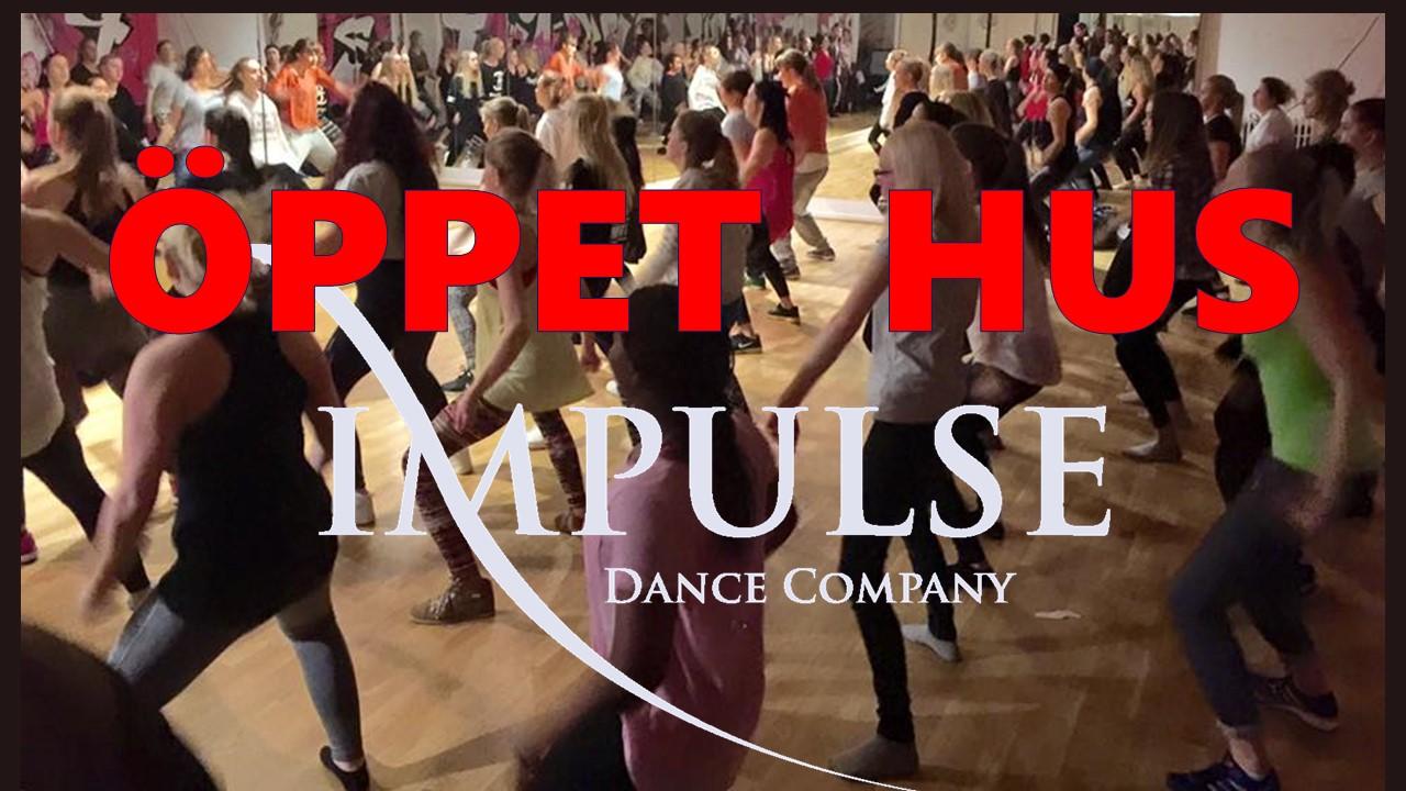 ÖPPETHUSBILD FB Välkommen till Impulse Dance