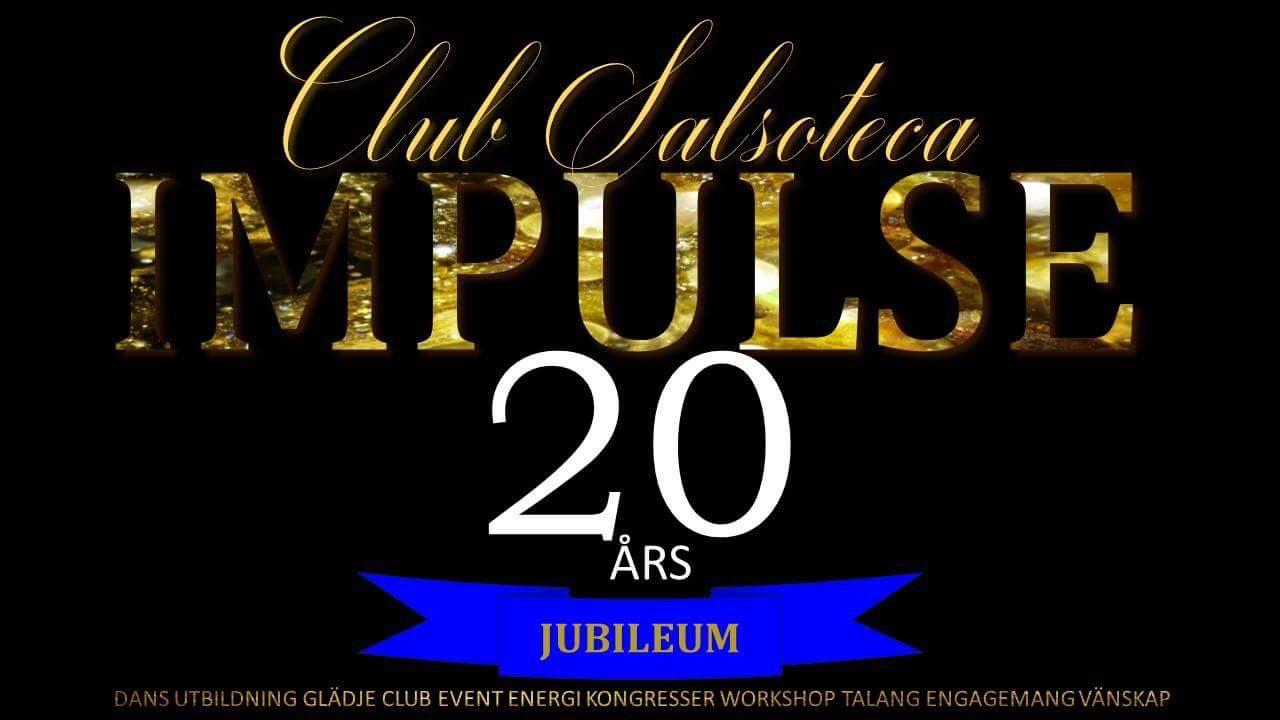 IMPULSE 20 ÅR Välkommen till Impulse Dance