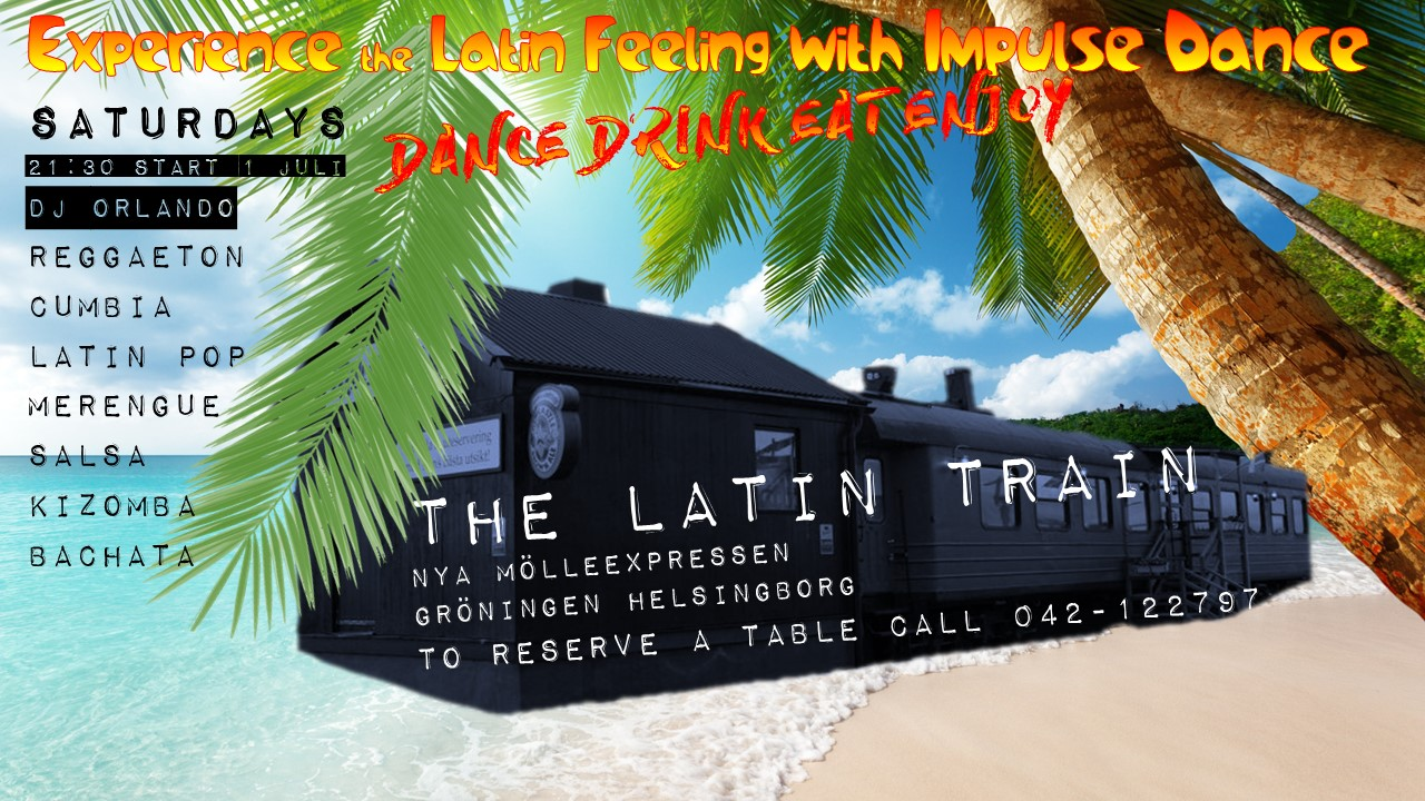 The Latin train summer 17