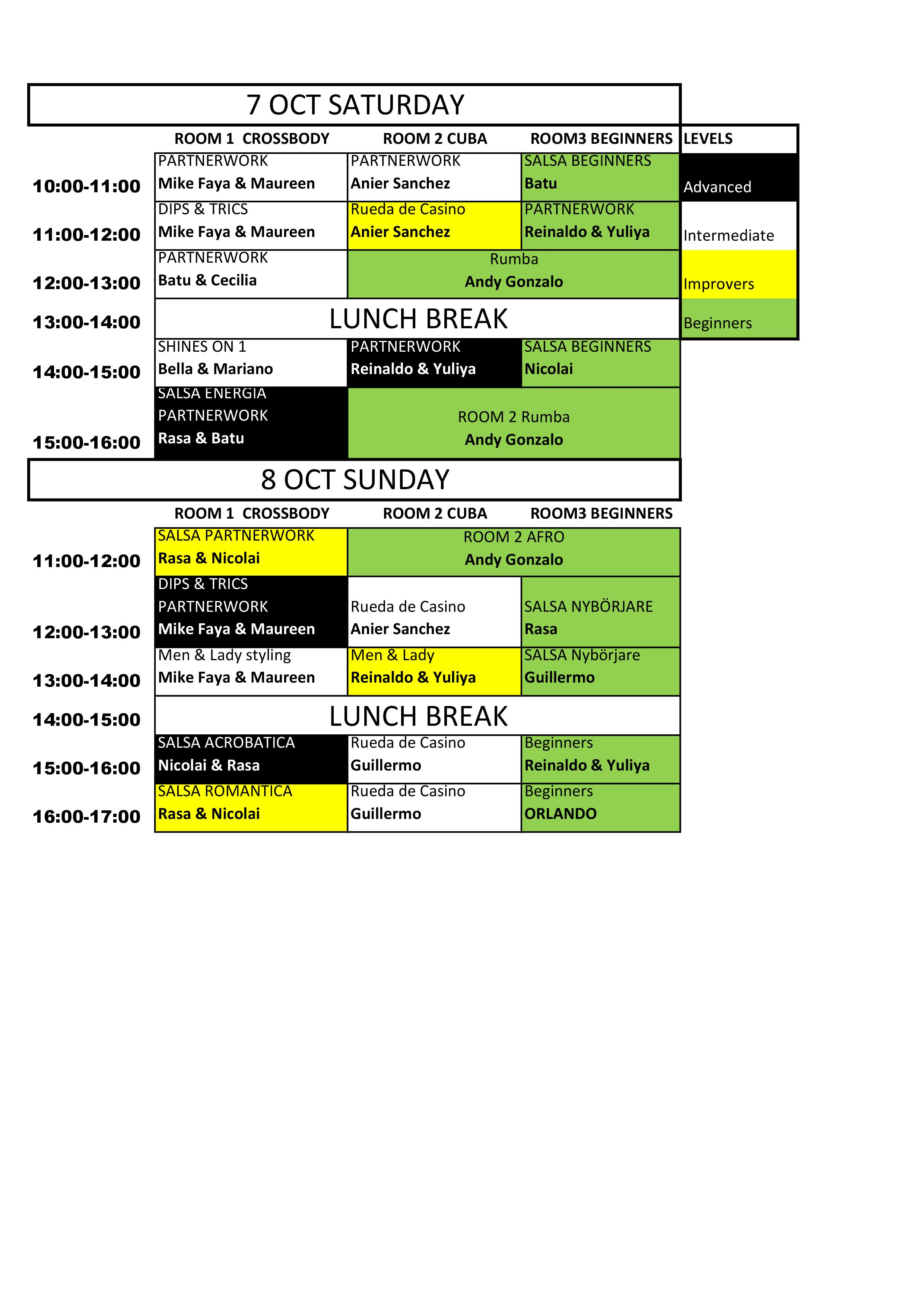 00014 Helsingborg Salsa Festival 6 8 october